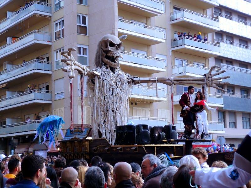 Carnaval de Cadiz 2017 andalusia spain foto de stock royalty free