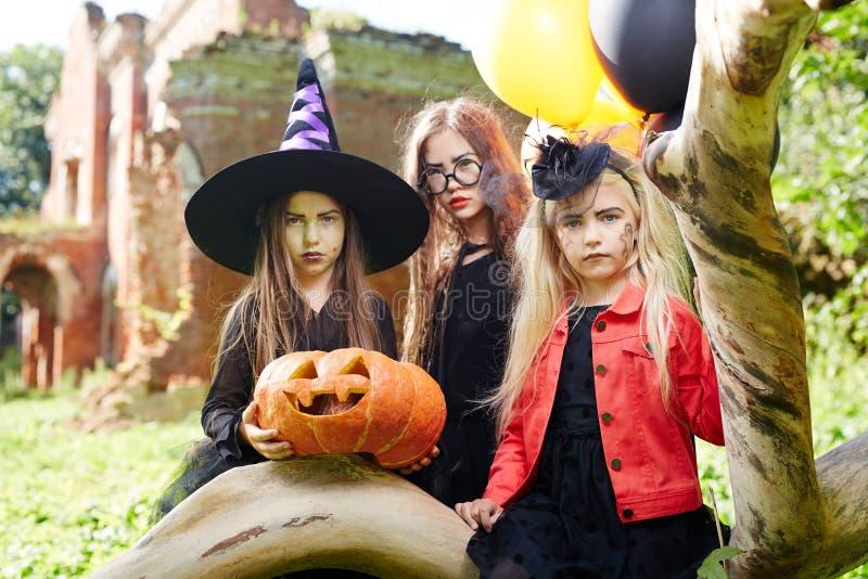 Carnaval de Halloween fotos de archivo libres de regalías