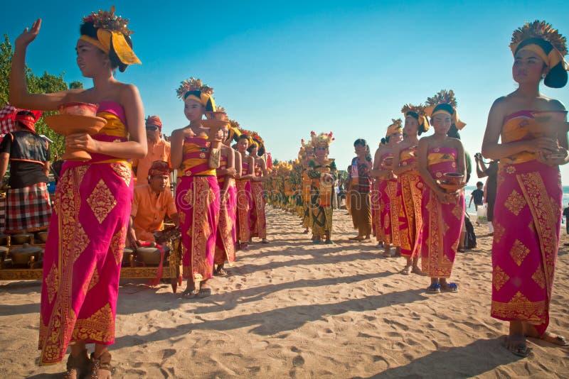 Carnaval de Kuta imágenes de archivo libres de regalías