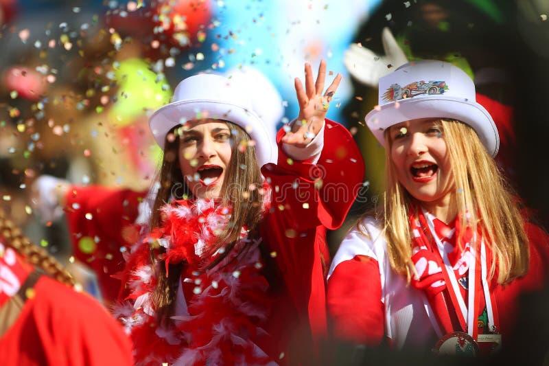 Carnaval de la calle foto de archivo libre de regalías