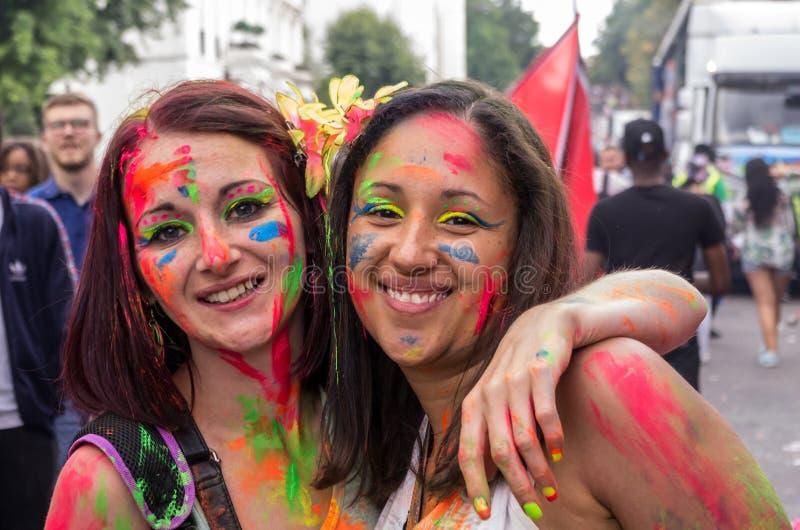 Carnaval 2008 de Notting Hill foto de stock