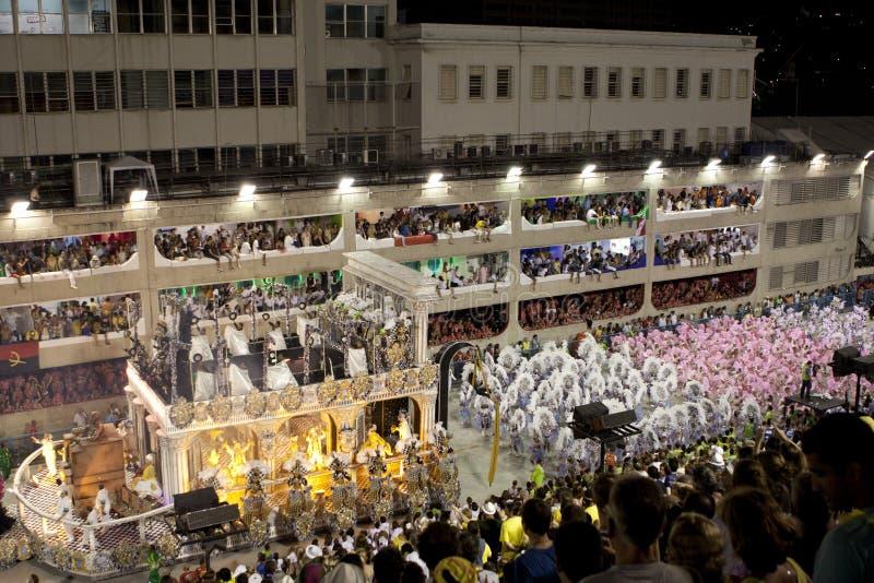 Carnaval de Río foto de archivo libre de regalías