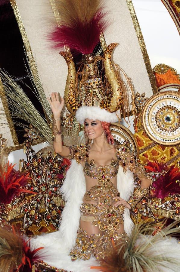 Carnaval de Tenerife photographie stock