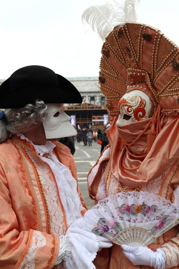 Carnaval 2015 de Venise photos stock