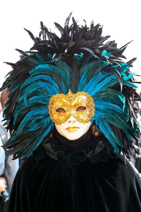 Carnaval de Venise photographie stock libre de droits