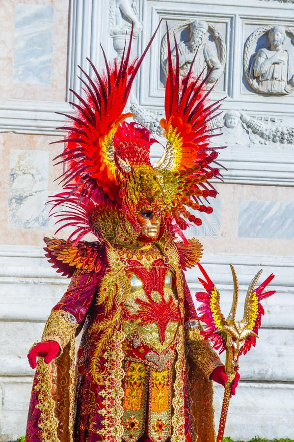 Carnaval de Venise 2019 photos stock