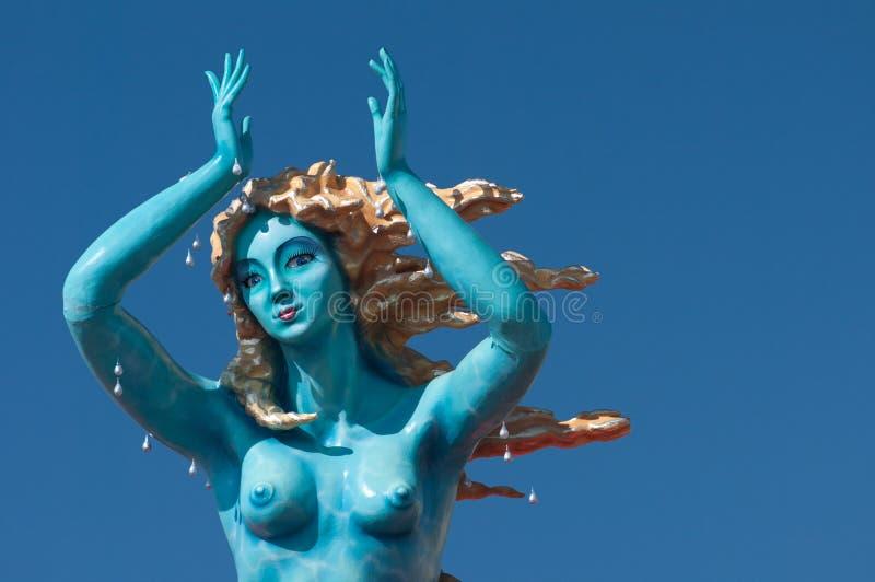 Carnaval de Viareggio 2011, Italia fotografía de archivo