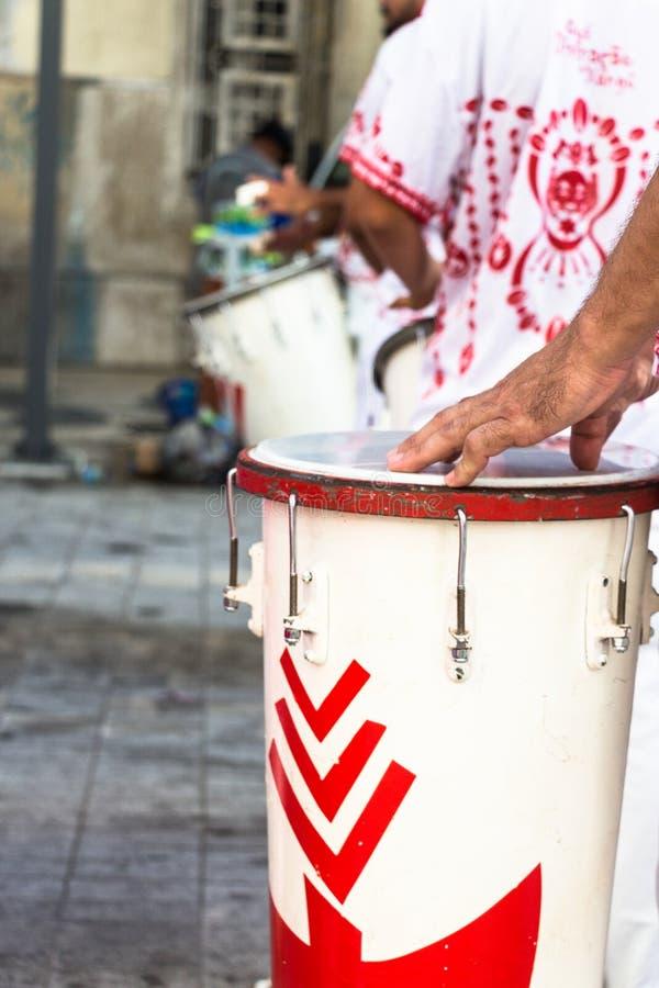 Carnaval em Recife, Pernambuco, Brasil fotografia de stock
