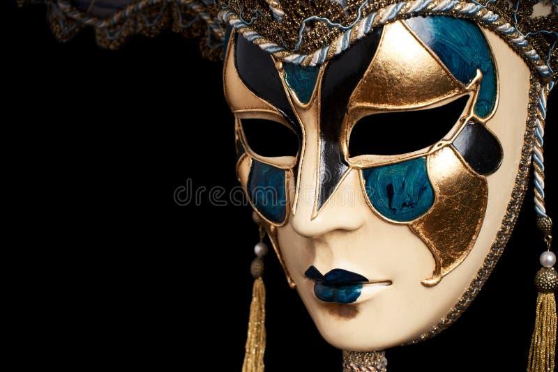 Carnaval em Veneza fotografia de stock