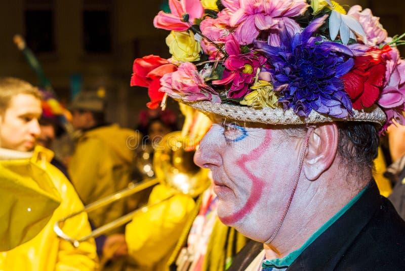 Carnaval en Dunkerque, Francia imágenes de archivo libres de regalías
