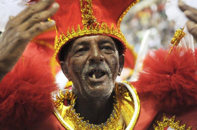 Carnaval - Escolas de Samba immagini stock