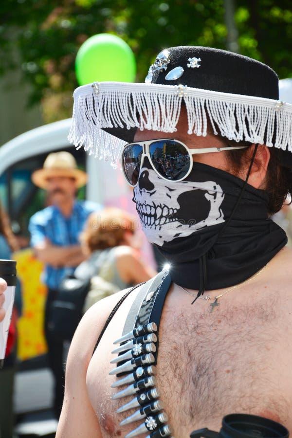 Carnaval 0f de culturen in Berlijn, Duitsland stock foto's