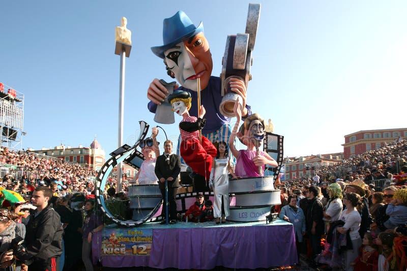 Carnaval gentil 2011 photos stock