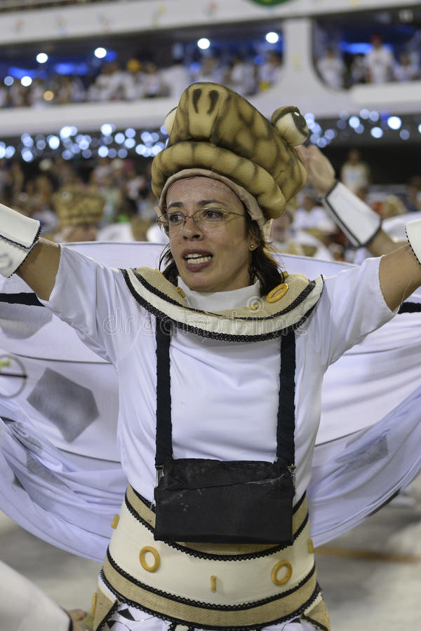 Download Carnaval 2017 - Imperio Serrano Photo stock éditorial - Image du brazil, tourisme: 87701128