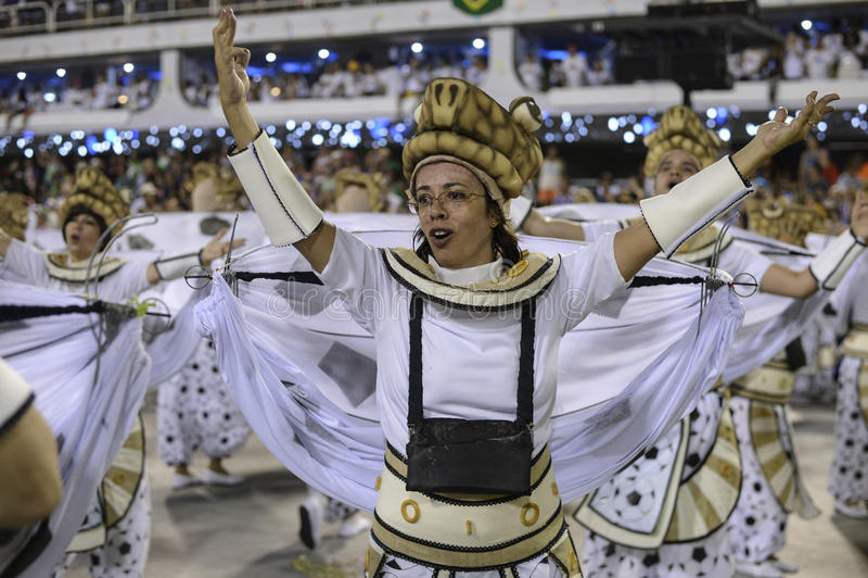 Download Carnaval 2017 - Imperio Serrano Photographie éditorial - Image du école, janeiro: 87701222
