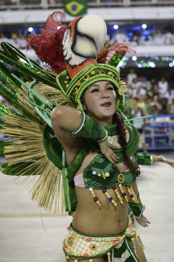 Download Carnaval 2017 - Imperio Serrano Image stock éditorial - Image du coloré, danse: 87701224