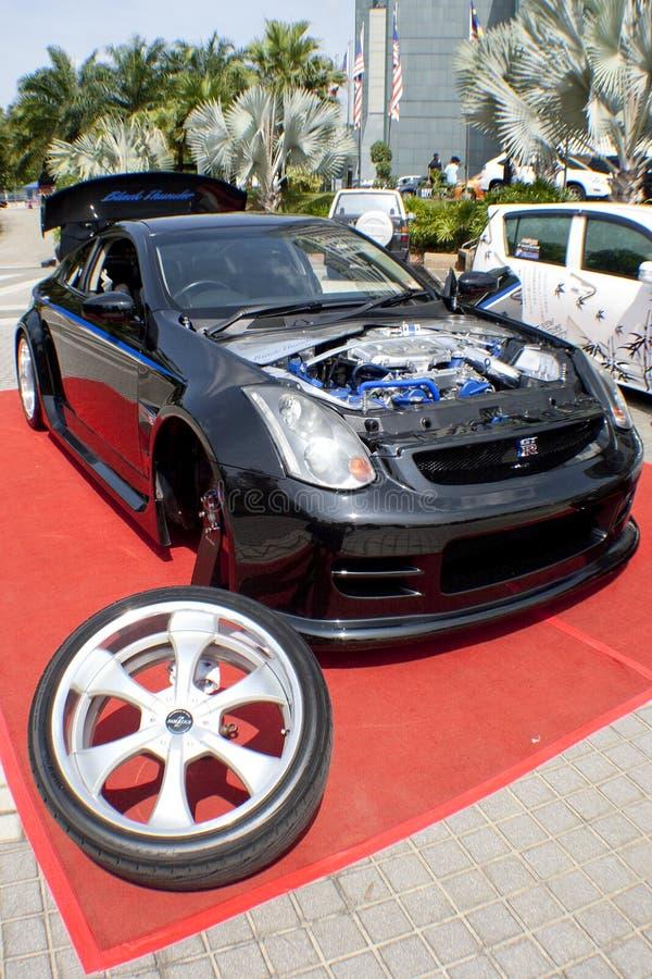 Carnaval malaisien de moteur de 2010 COTY2U photo stock