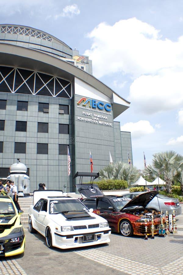 Carnaval malaisien de moteur de 2010 COTY2U images stock