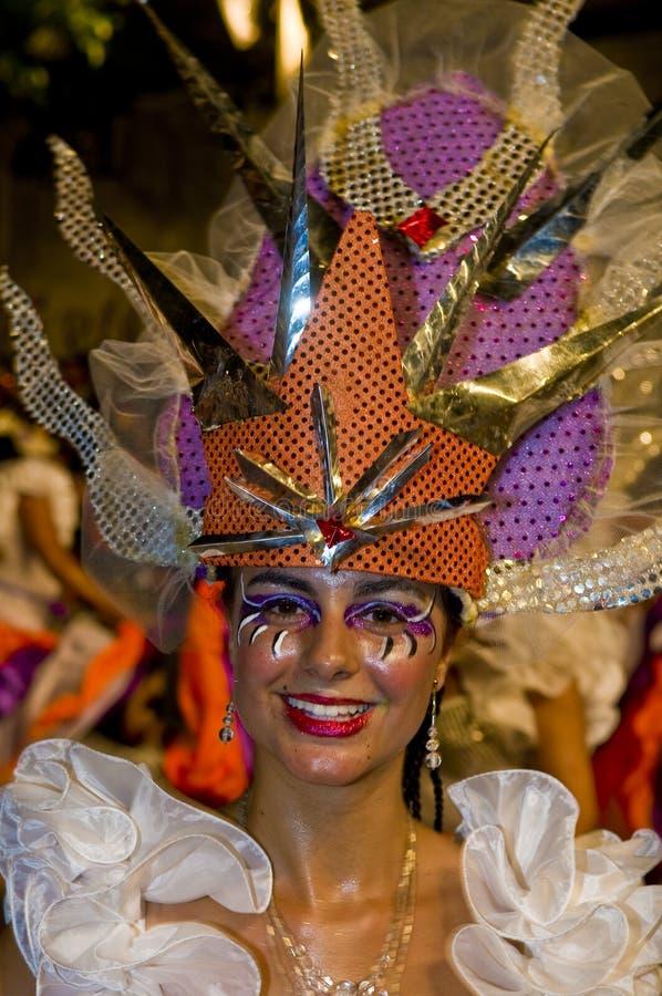 carnaval montevideo стоковое фото rf