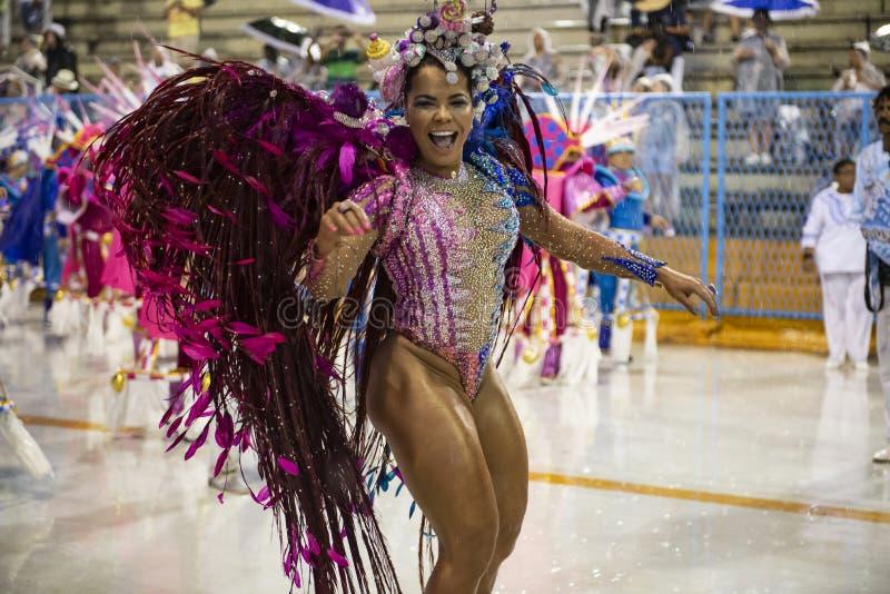 Carnaval 2019 - ONUDI DA Ponte photographie stock libre de droits