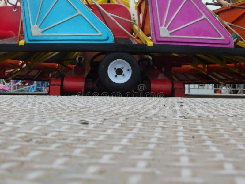 Carnaval-perspectief royalty-vrije stock foto