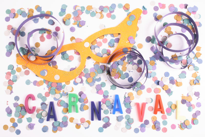 Carnaval - Pt(Br) stock images