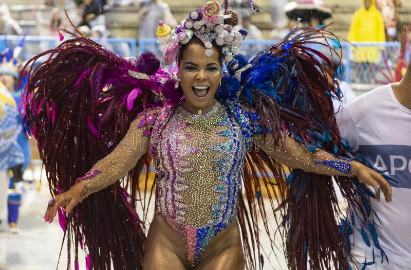 Carnaval 2019 fotos de archivo
