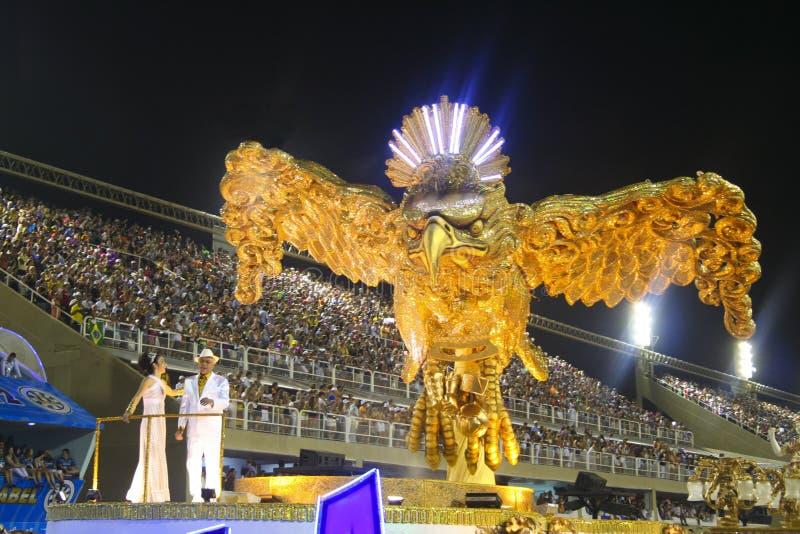 CARNAVAL RIO DE JANEIRO - FEBRUARY20: fotos de stock royalty free
