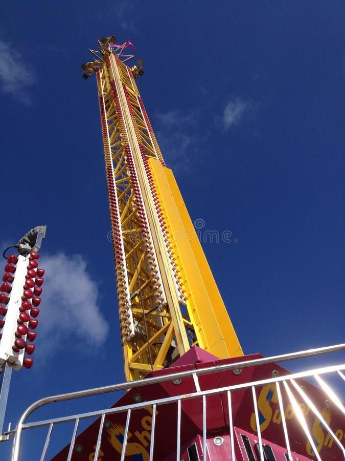 Carnaval-rit Super Schot royalty-vrije stock fotografie