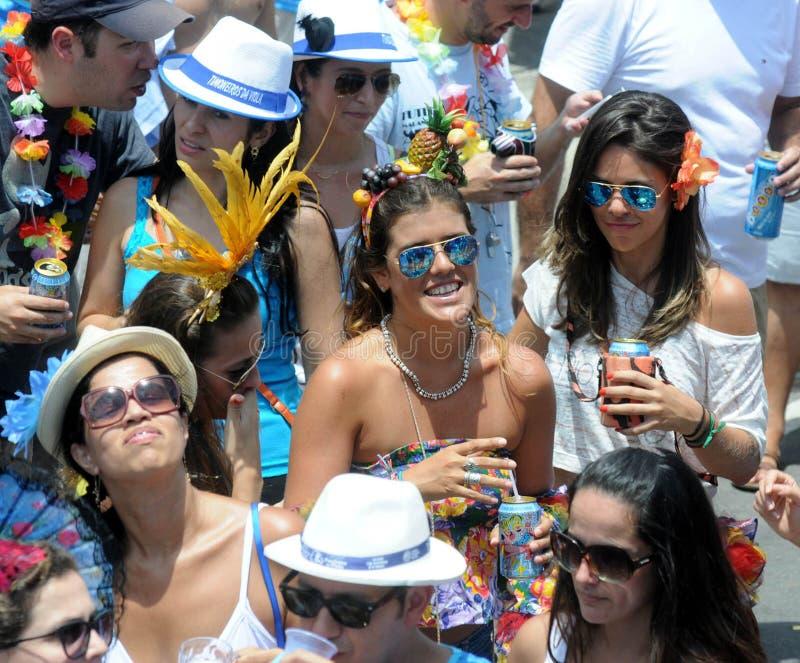 Carnaval Samba Dancer Brazil fotografia de stock royalty free