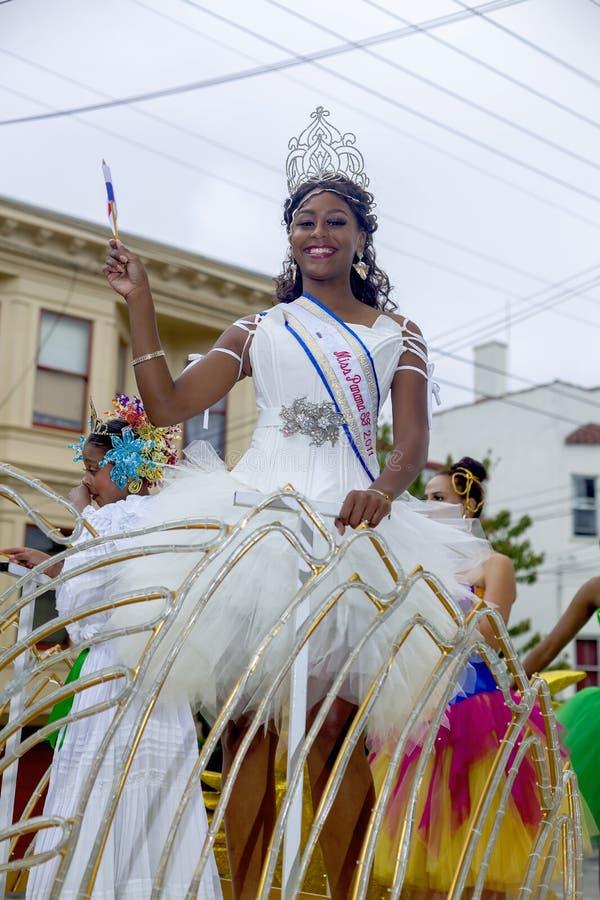 Carnaval San Fracisco 32 photographie stock libre de droits
