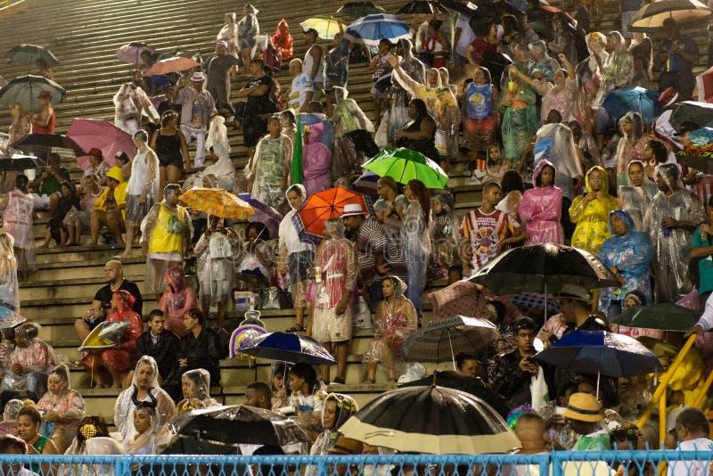 Carnaval Santa Cruz 2019 photographie stock libre de droits