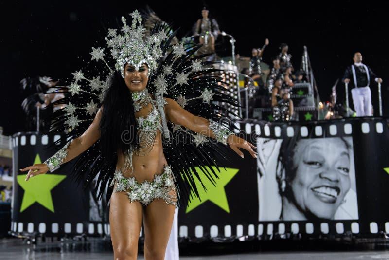 Carnaval Santa Cruz 2019 photos stock