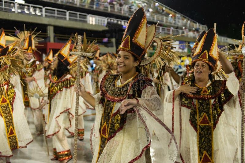 Carnaval Santa Cruz 2019 foto de stock
