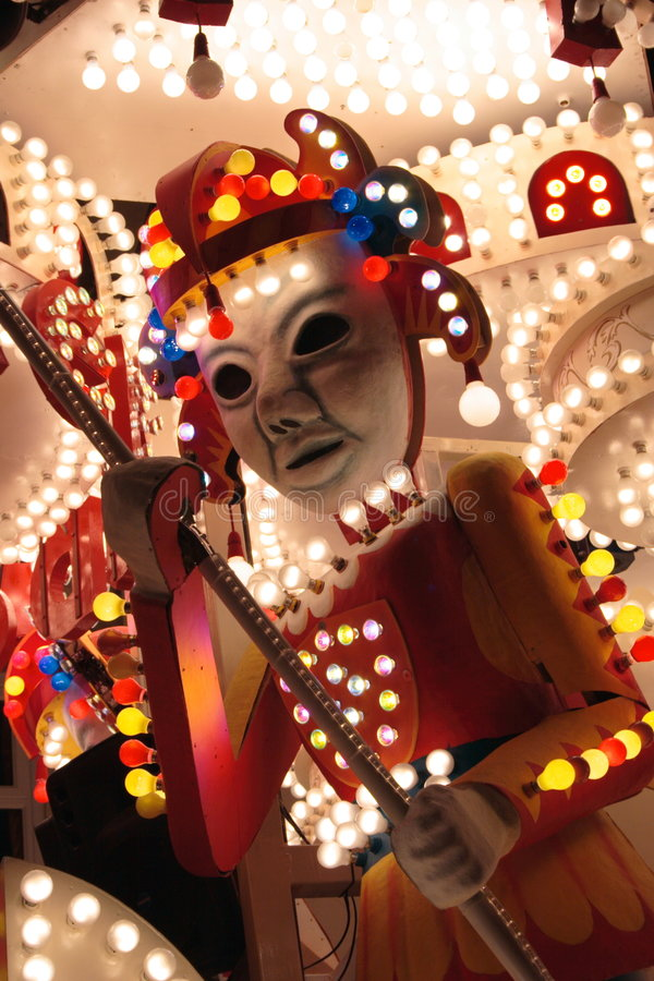 Carnaval, Somerset, Engeland stock foto's