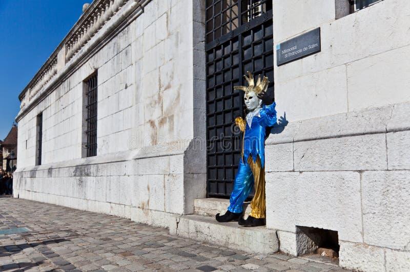 Carnaval Venetian 2012 imagem de stock