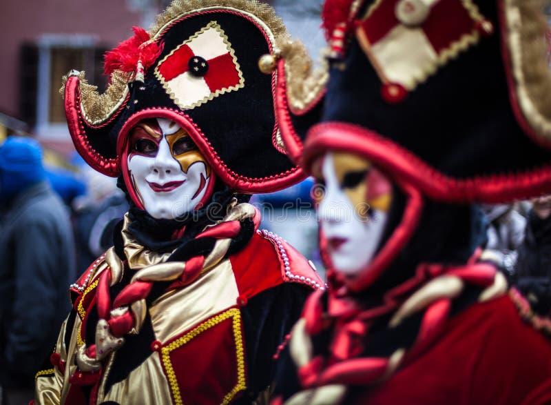 Carnaval Venetian, Annecy, France fotos de stock