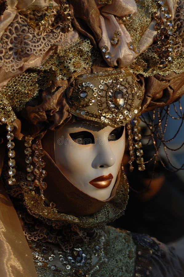 Carnaval Venise 3 image libre de droits