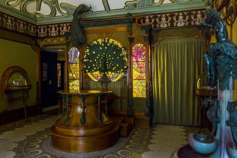 Carnavalet Museum in Paris royalty free stock photo