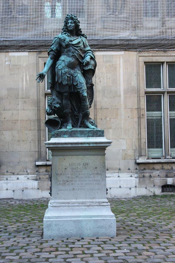 Carnavalet muzeum - Paryż zdjęcie royalty free