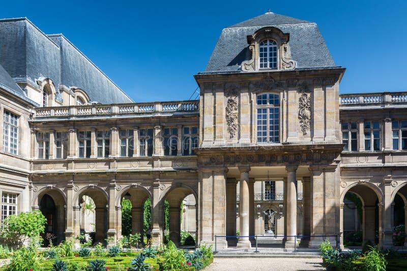 Carnavalet muzeum w Paryż obrazy royalty free