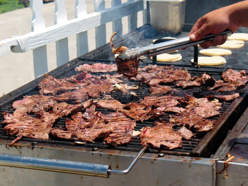 Carne Asada lizenzfreie stockfotos