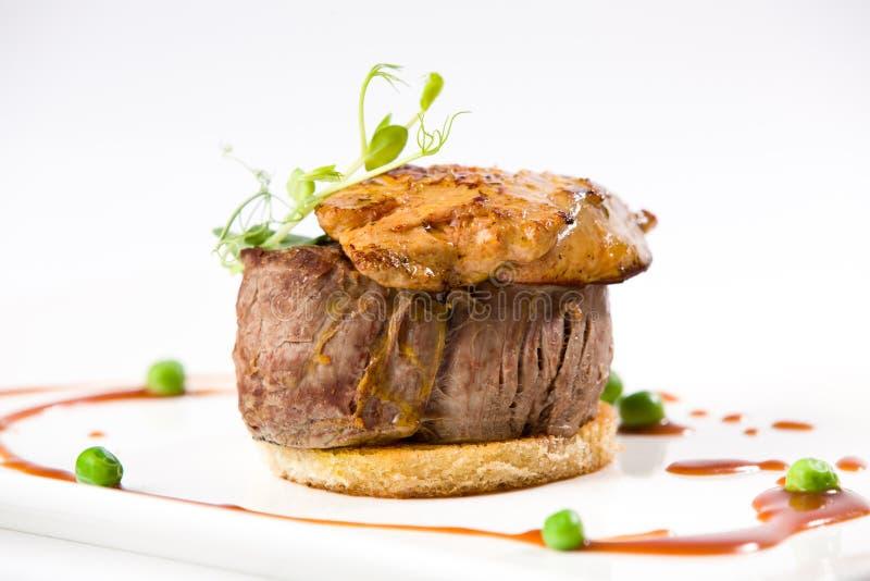 Carne asada de carne de vaca fotos de archivo libres de regalías