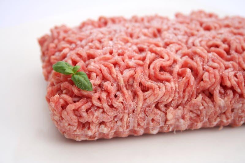 Carne congelada foto de stock