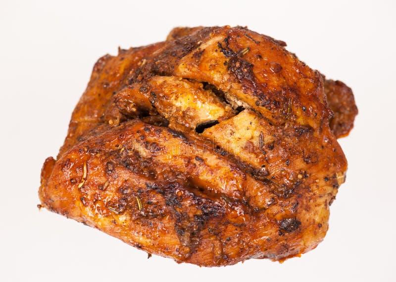 Carne cozida foto de stock