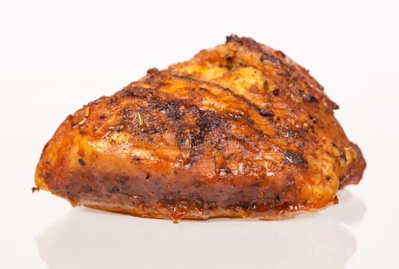 Carne cozida imagem de stock