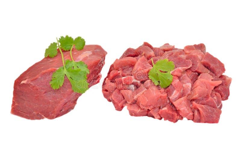 Carne crua da carne foto de stock royalty free
