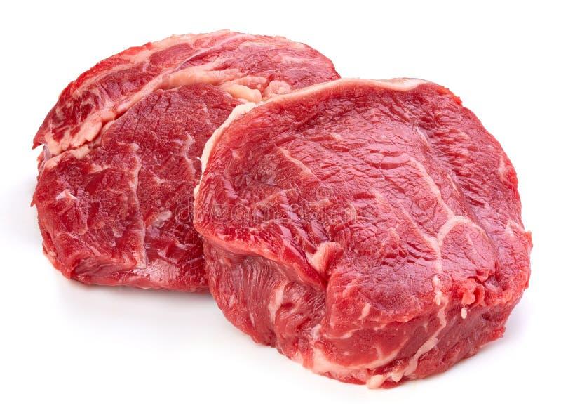 Carne crua fresca da carne imagens de stock
