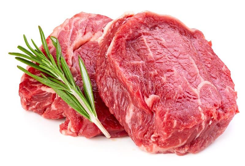 Carne crua fresca da carne fotos de stock royalty free