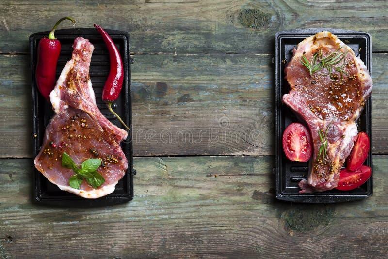 Download Carne Cruda, Filete De Carne De Vaca Imagen de archivo - Imagen de filete, copia: 100527181